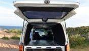 $7,999, Custom Surf Van - '98 Toyota Hiace LWB - Dual purpose camp/work