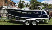 $11,200, 2007 Trailcraft 510 Profish Aluminium