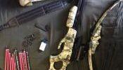 $350, 185lb Perfect Line Cheetah Crossbow