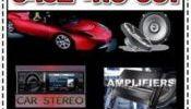 Car Audio/Stereo Installation, reverse sensors, camera and etc