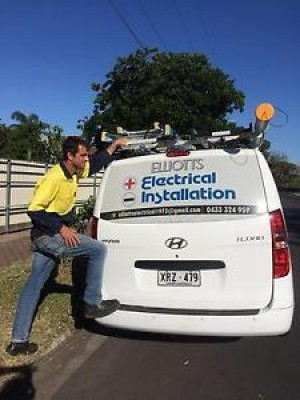 Elliotts Electrical Pty Ltd Residential & Commercial Electrician