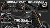 $59, For Sale: Yamaha MT 09 Stickers, Decals & Graphic Kits