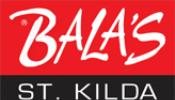 Bala's ST Kilda beach restaurant